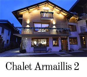 Chalet les Armaillis 2 accommodation apartments Morzine